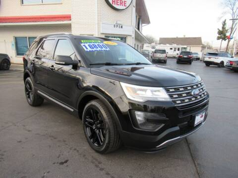2016 Ford Explorer for sale at Auto Land Inc in Crest Hill IL