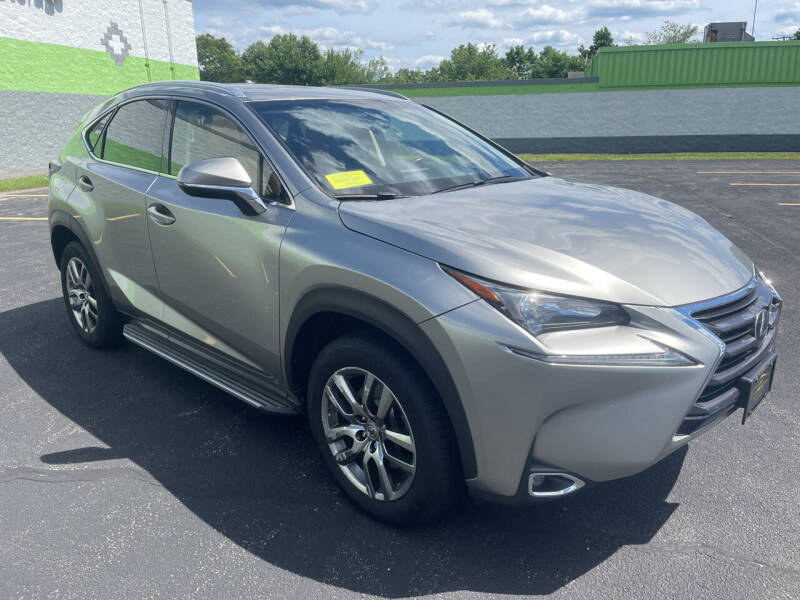 2015 Lexus NX 200t for sale at South Shore Auto Mall in Whitman MA
