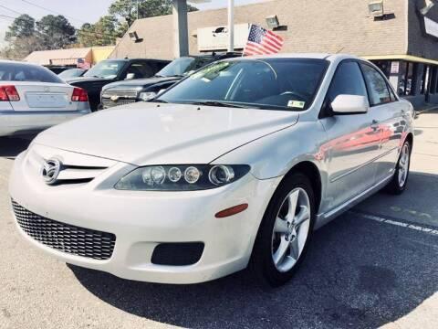 2008 Mazda MAZDA6 for sale at Auto Space LLC in Norfolk VA
