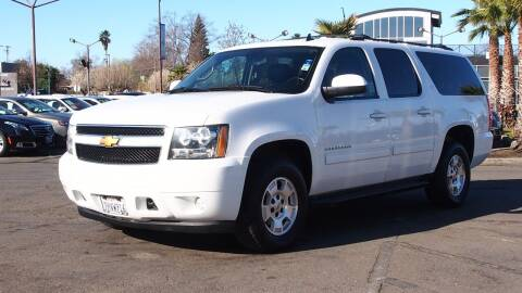 2013 Chevrolet Suburban for sale at Okaidi Auto Sales in Sacramento CA