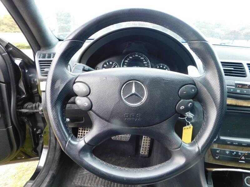 2007 Mercedes-Benz E-Class E 63 AMG 4dr Sedan - Jonesboro GA