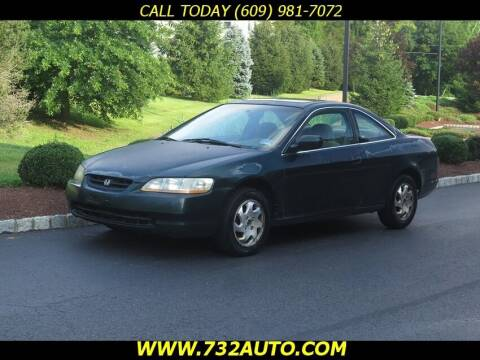 1998 Honda Accord for sale at Absolute Auto Solutions in Hamilton NJ