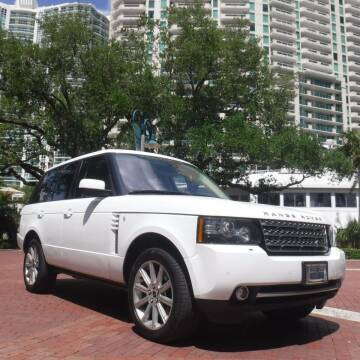 2012 Land Rover Range Rover for sale at Choice Auto in Fort Lauderdale FL