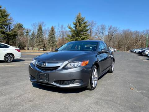 2014 Acura ILX for sale at Northstar Auto Sales LLC in Ham Lake MN