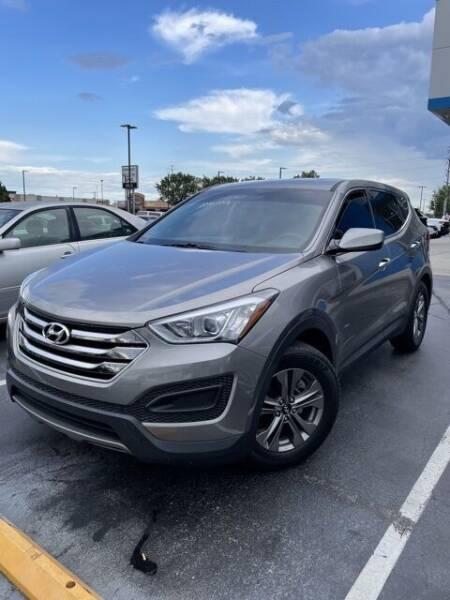 2016 Hyundai Santa Fe Sport for sale in Clarksville, IN