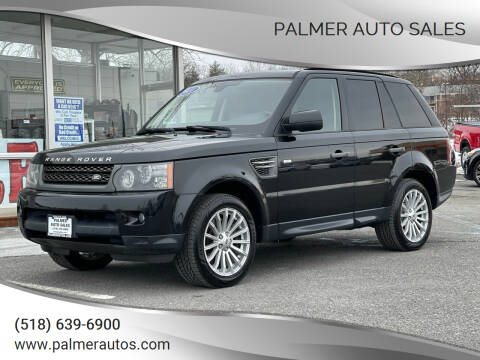 2011 Land Rover Range Rover Sport for sale at Palmer Auto Sales in Menands NY