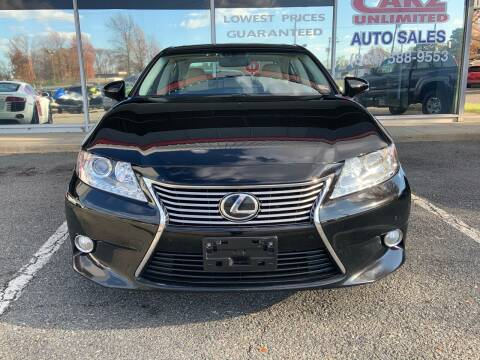 2013 Lexus ES 350 for sale at Carz Unlimited in Richmond VA