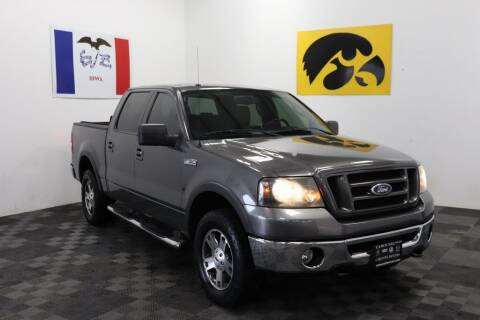 2008 Ford F-150 for sale at Carousel Auto Group in Iowa City IA
