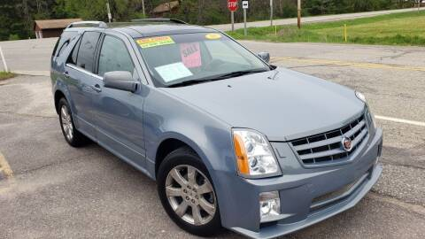 2008 Cadillac SRX for sale at Hwy 13 Motors in Wisconsin Dells WI