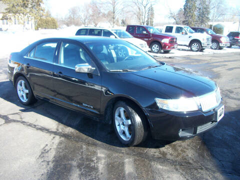 2006 Lincoln Zephyr for sale at USED CAR FACTORY in Janesville WI