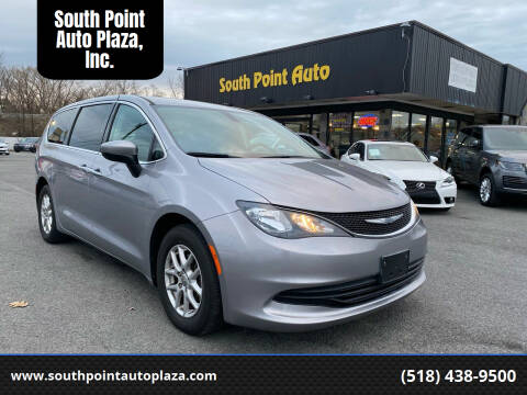 2017 Chrysler Pacifica for sale at South Point Auto Plaza, Inc. in Albany NY