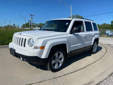 2011 Jeep Patriot for sale at Xtreme Auto Mart LLC in Kansas City MO