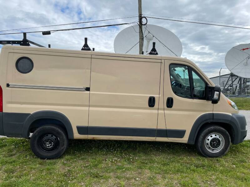 2016 RAM ProMaster Cargo for sale at TruckMax in Laurel MD