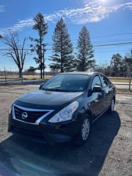 2015 Nissan Versa for sale at Hamilton Auto Group Inc in Hamilton Township NJ