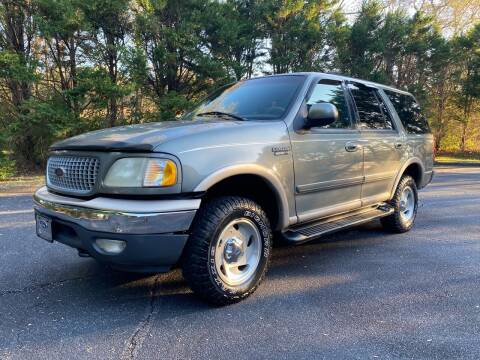 1999 Ford Expedition for sale at Lenoir Auto in Lenoir NC