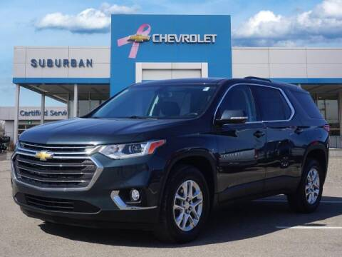 2018 Chevrolet Traverse for sale at Suburban Chevrolet of Ann Arbor in Ann Arbor MI