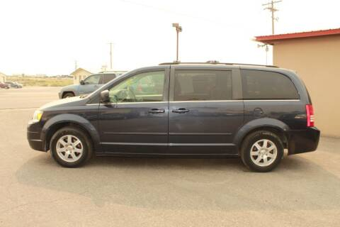 2008 Chrysler Town and Country for sale at Epic Auto in Idaho Falls ID
