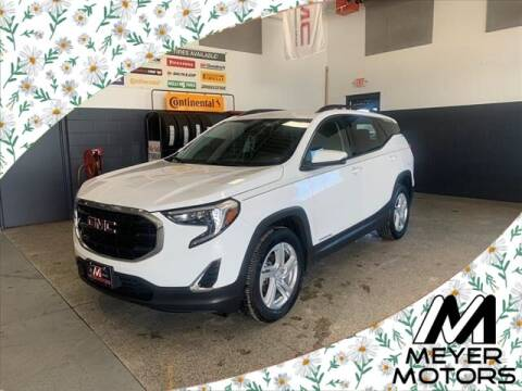 2020 GMC Terrain for sale at Meyer Motors in Plymouth WI