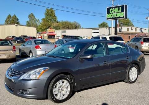2012 Nissan Altima for sale at Chili Motors - Cash Vehicles Inventory in Mayfield KY