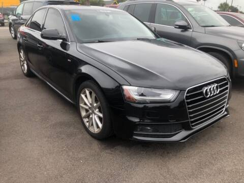 2016 Audi A4 for sale at Empire Automotive Group Inc. in Orlando FL