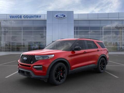 2021 Ford Explorer for sale at Vance Fleet Services in Guthrie OK