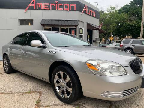 2007 Buick Lucerne for sale at AMERICAN AUTO in Milwaukee WI