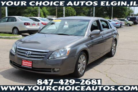 2006 Toyota Avalon for sale at Your Choice Autos - Elgin in Elgin IL