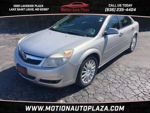 2008 Saturn Aura for sale at Motion Auto Plaza in Lakeside MO