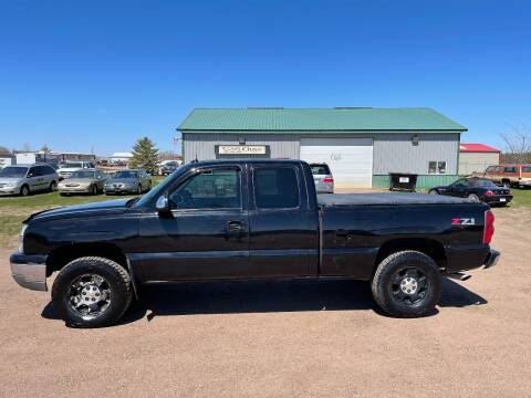 2003 Chevrolet Silverado 1500 for sale at Car Guys Autos in Tea SD