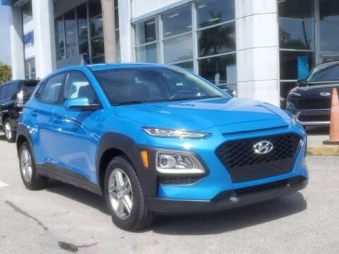 2019 Hyundai Kona for sale at DORAL HYUNDAI in Doral FL