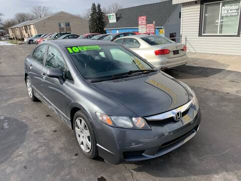 2010 Honda Civic for sale at OZ BROTHERS AUTO in Webster NY