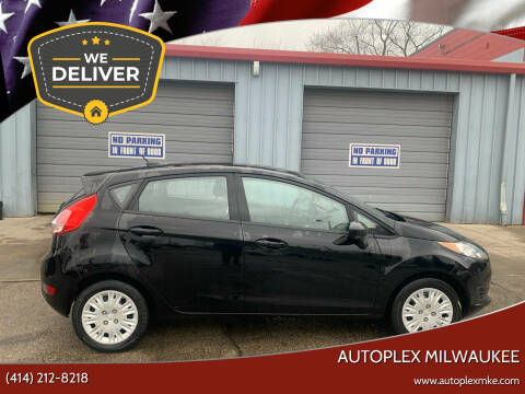 2016 Ford Fiesta for sale at Autoplex 2 in Milwaukee WI