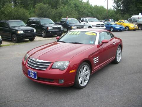 2004 Chrysler Crossfire for sale at Auto Images Auto Sales LLC in Rochester NH