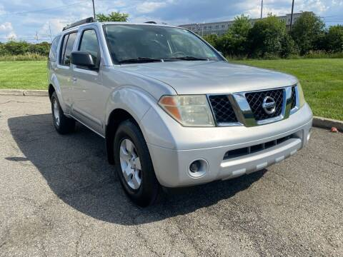 2005 Nissan Pathfinder for sale at Pristine Auto Group in Bloomfield NJ