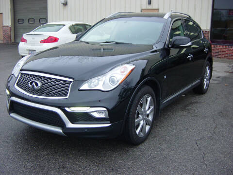 2016 Infiniti QX50 for sale at North South Motorcars in Seabrook NH