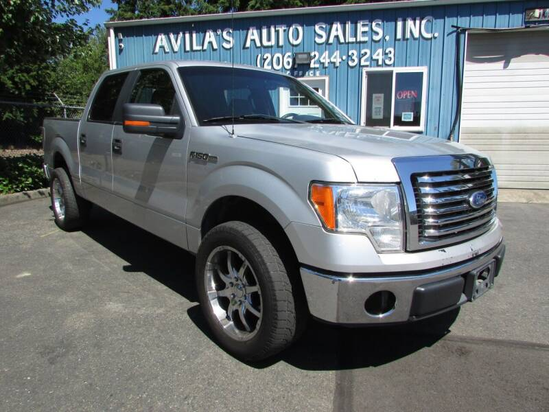 2011 Ford F-150 for sale at Avilas Auto Sales Inc in Burien WA