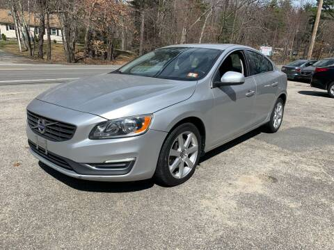 2016 Volvo S60 for sale at Old Rock Motors in Pelham NH