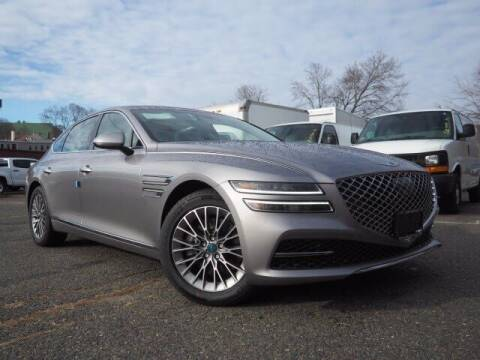 2021 Genesis G80 for sale at Mirak Hyundai in Arlington MA
