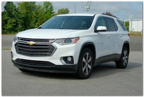 2019 Chevrolet Traverse for sale at WHITE MOTORS INC in Roanoke Rapids NC