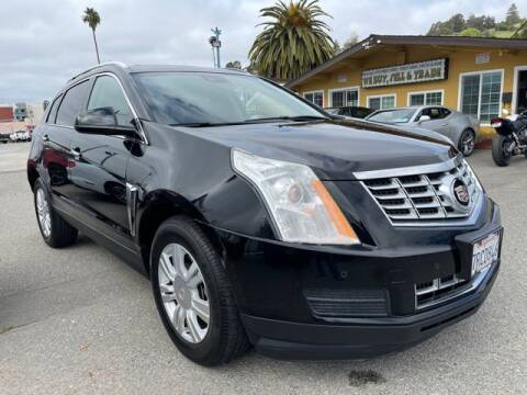 2016 Cadillac SRX for sale at MISSION AUTOS in Hayward CA