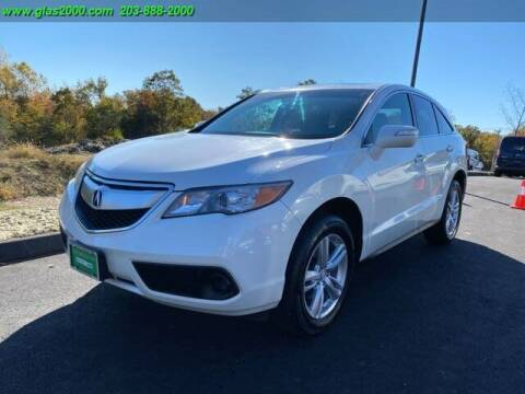 2013 Acura RDX for sale at Green Light Auto Sales LLC in Bethany CT