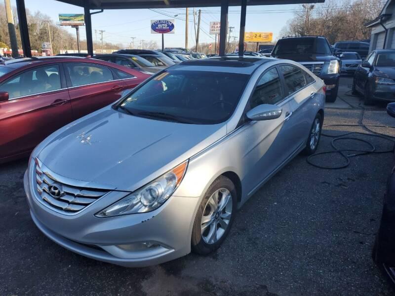2011 Hyundai Sonata for sale at Coliseum Auto Sales & SVC in Charlotte NC