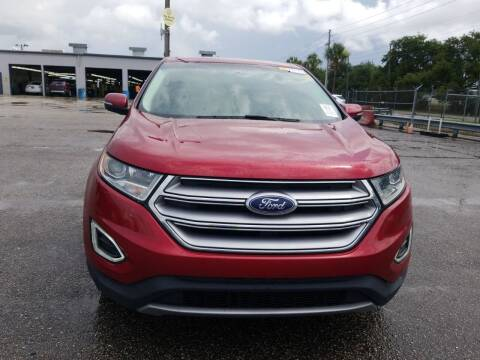 2017 Ford Edge for sale at Bargain Auto Sales in West Palm Beach FL