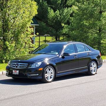 2013 Mercedes-Benz C-Class for sale at R & R AUTO SALES in Poughkeepsie NY