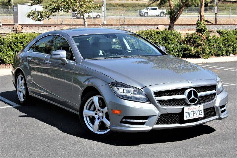 2014 Mercedes-Benz CLS for sale in San Juan Capistrano, CA
