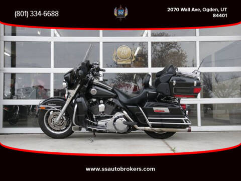 2004 Harley-Davidson FLHTCUI Ultra Classic EG for sale at S S Auto Brokers in Ogden UT