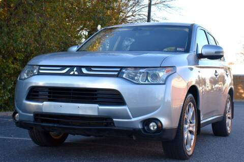 2014 Mitsubishi Outlander for sale at Wheel Deal Auto Sales LLC in Norfolk VA