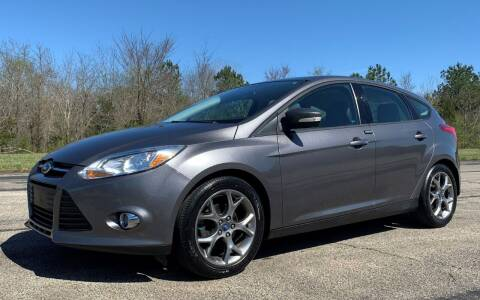 2013 Ford Focus for sale at Crawley Motor Co in Parsons TN