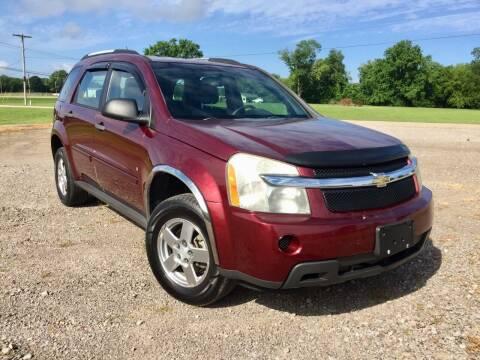 2008 Chevrolet Equinox for sale at McAllister's Auto Sales LLC in Van Buren AR