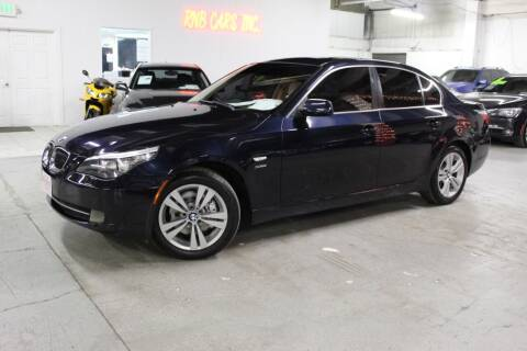 2009 BMW 5 Series for sale at R n B Cars Inc. in Denver CO